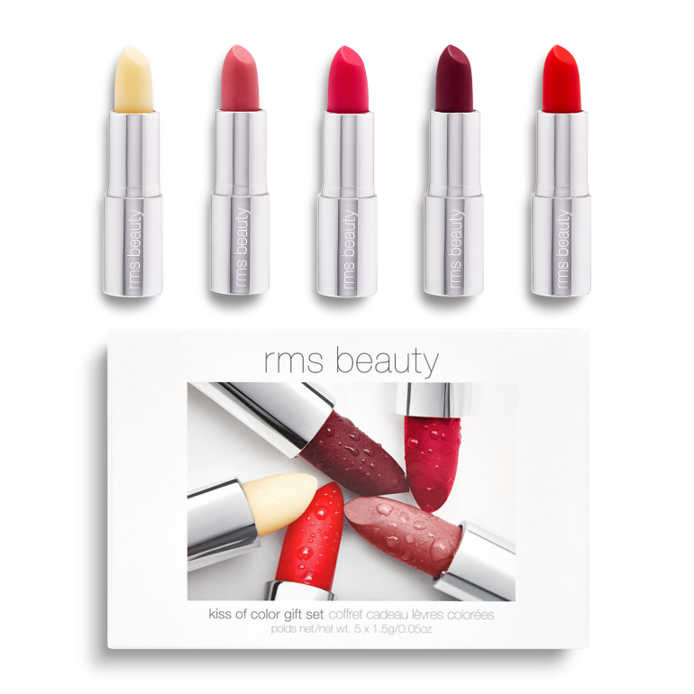 Kiss of color gift set