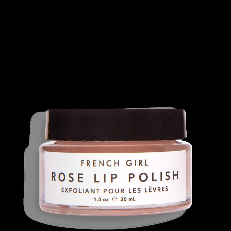 Rose Lip Polish - Exfoliant pour les lèvres