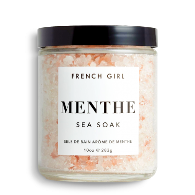 Mint Sea Soak - Enlivening Bath Salts