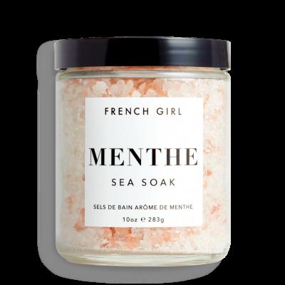 Mint Sea Soak - Sels de Menthe pour le Bain
