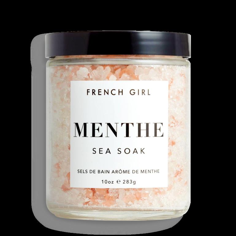 Mint Sea Soak - Enlivening Bath Salts