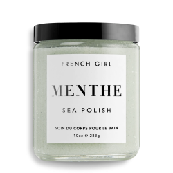 Mint Sea Polish - Gommage corps