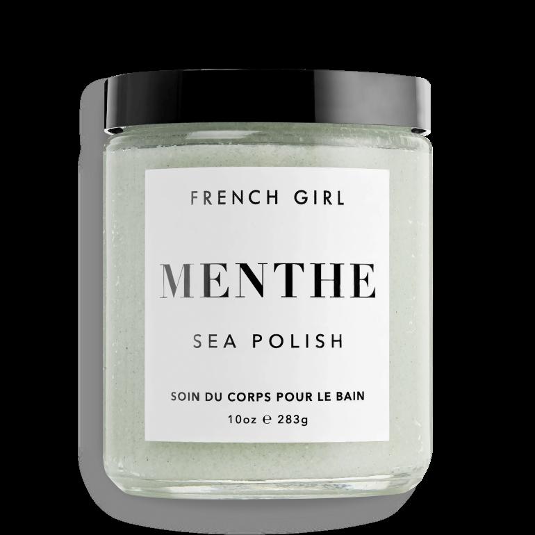 Mint Sea Polish - Gommage corps