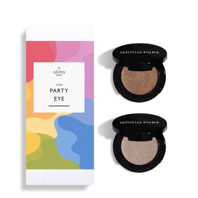 Coffret The Party Eye - Instinct + Icon