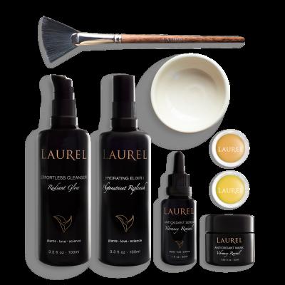 Full Skin Set Replenish + Restore