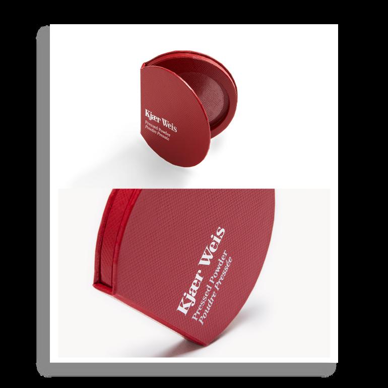 Boîtier Red Edition - Poudre