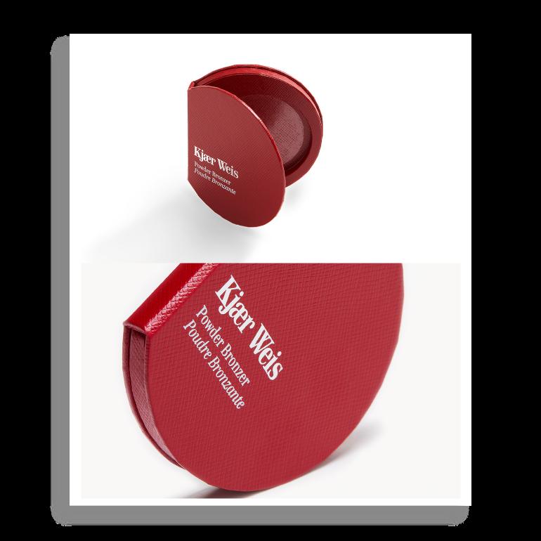Boîtier Red Edition - Poudre Bronzante