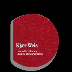 Boîtier Red Edition - Fard à Paupière Crème