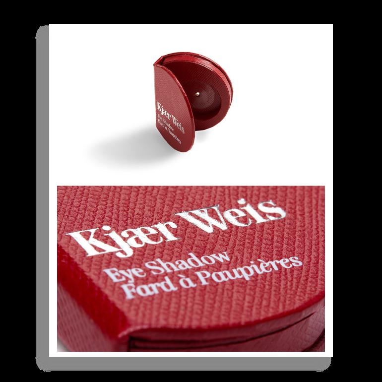 Boîtier Red Edition - Fard à Paupière Poudre