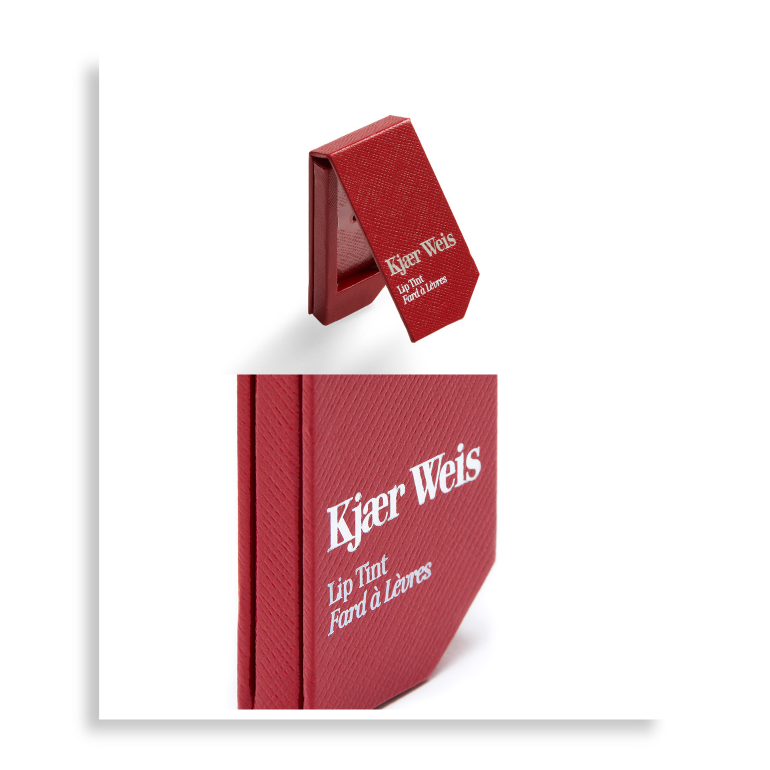 Boîtier Red Edition - Rouge à lèvres