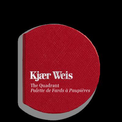 Boîtier Red Edition - Palette Yeux Quadrant