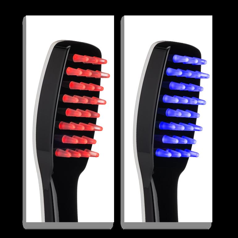 LED Intensive Hair Growth Stimulating Brush