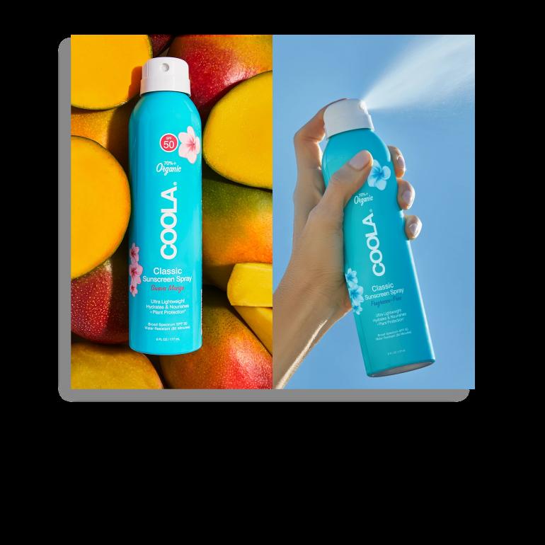 Classic SPF 50 Body Spray Guava Mango