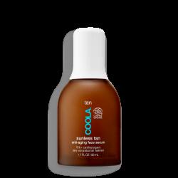 Sunless Tan Anti Aging Face Serum