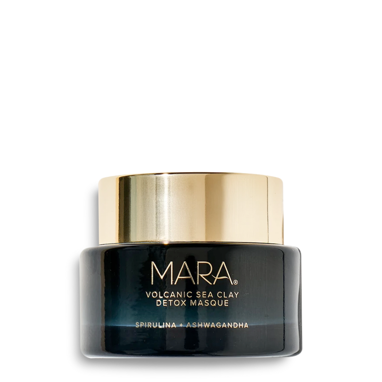 Volcanic Sea Clay Detox Masque