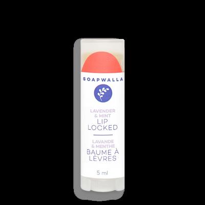 Lip Locked - Lavender Mint
