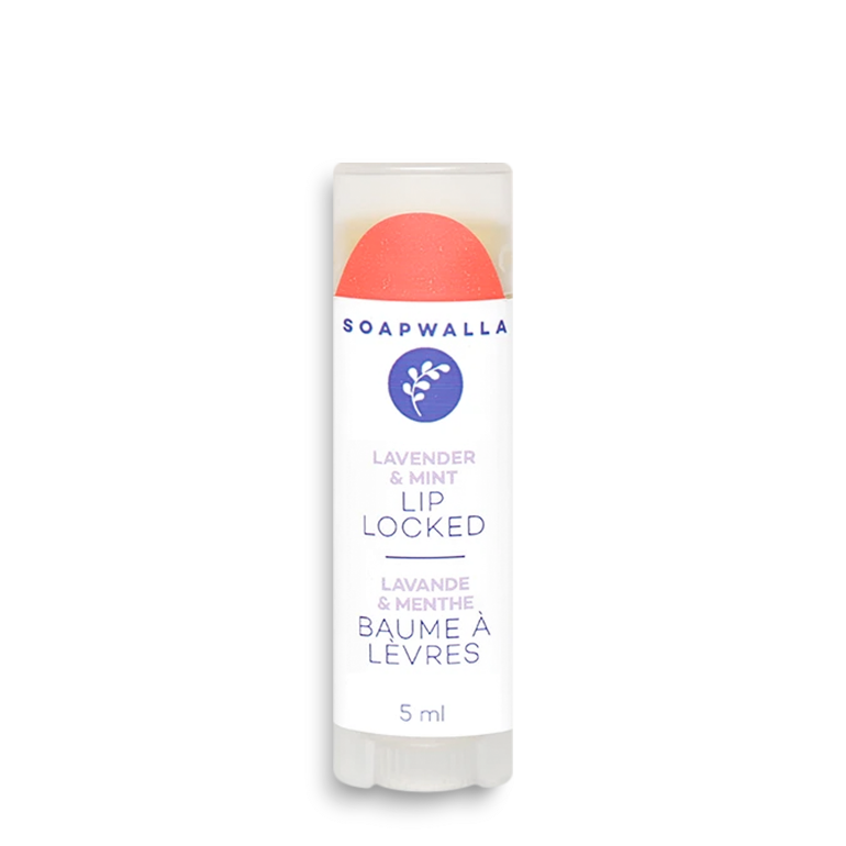 Baume à lèvres - Lavande Menthe