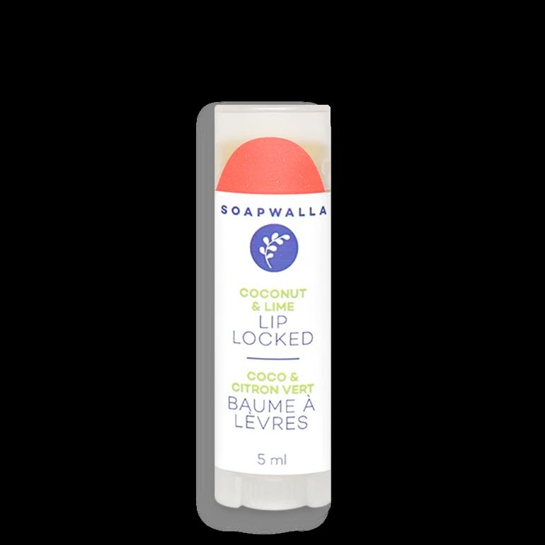 Lip Locked - Coconut Lime