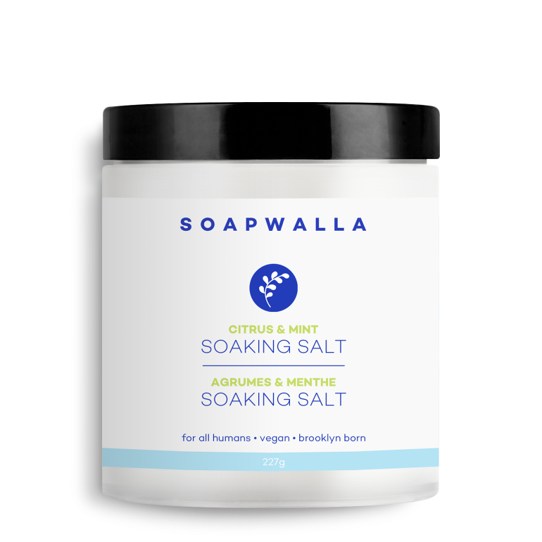 Lavender & Eucalyptus Soaking Salts