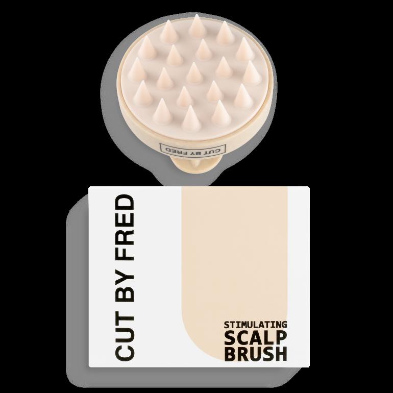 Stimulating Scalp Brush