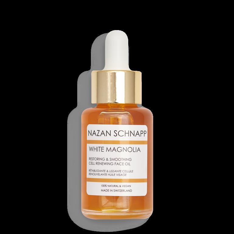 White Magnolia Cell Renewing Face Oil