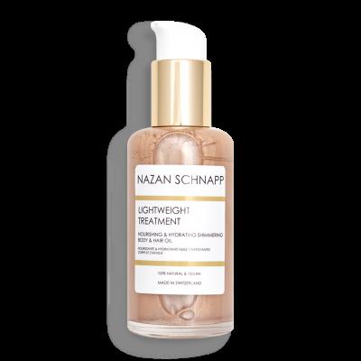 Lightweight Treatment Shimmering Body & Hair Oil
