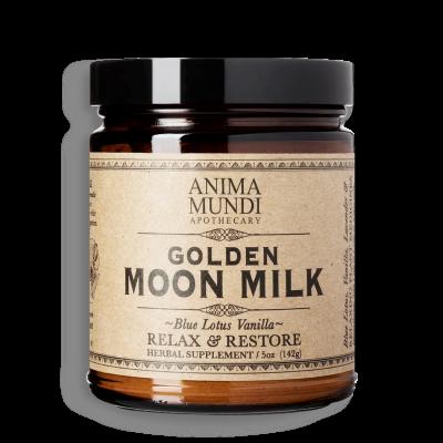 Golden Moon Milk