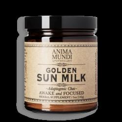 Golden Sun Milk