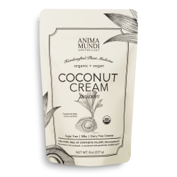 Poudre Coconut Cream