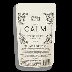 Calm Stress Relief Tonic Tea