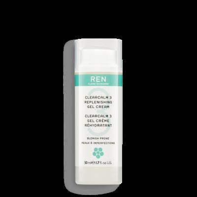 Clearcalm 3 - Gel Crème Réhydratant