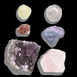 Coffret Beauté de 6 pierres
