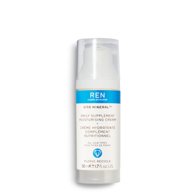 Vita-Mineral radiant : Soin hydratant peaux normales