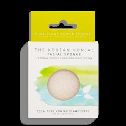 The Original Konjac 100% Vegetable Fibre Sponge Puff