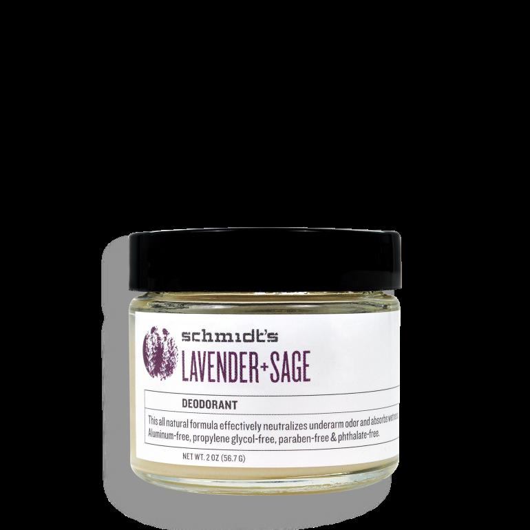 Déodorant naturel - lavender + sage