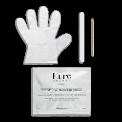 Kit Gant manucure Ecologique «The Natural Manicure Ritual»