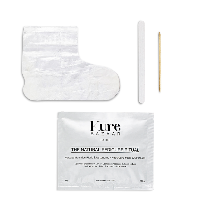 Kit Gant manucure Ecologique « The Natural Manicure Ritual »