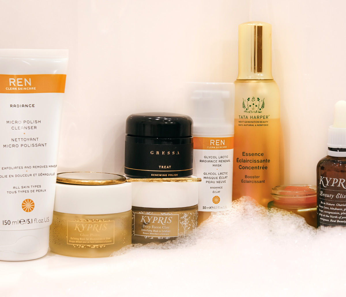 Acides Exfoliants
