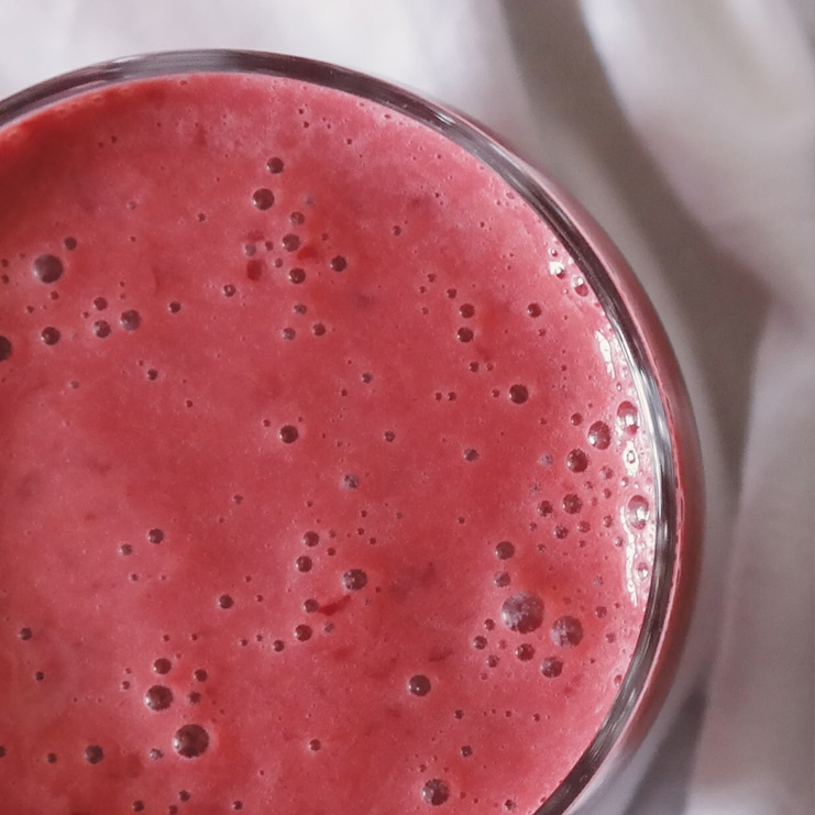 Le Smoothie Fruité