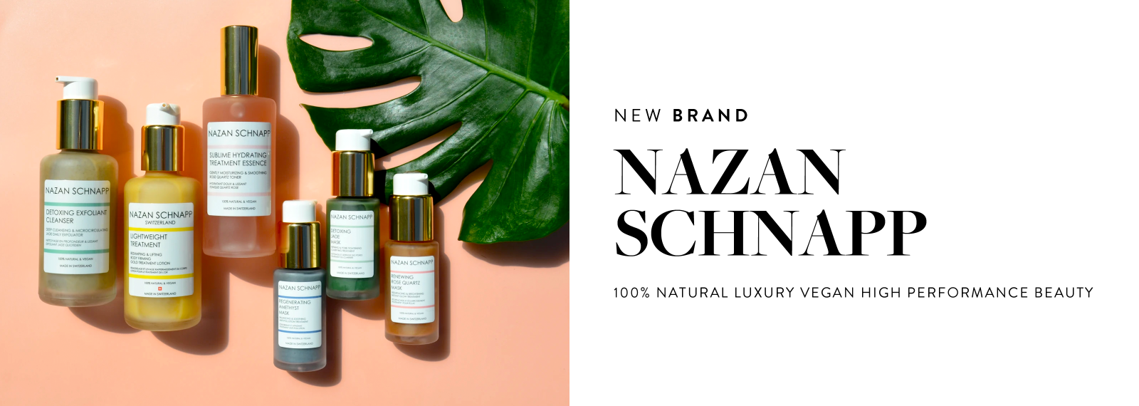 New Brand - NAZAN SCHNAPP