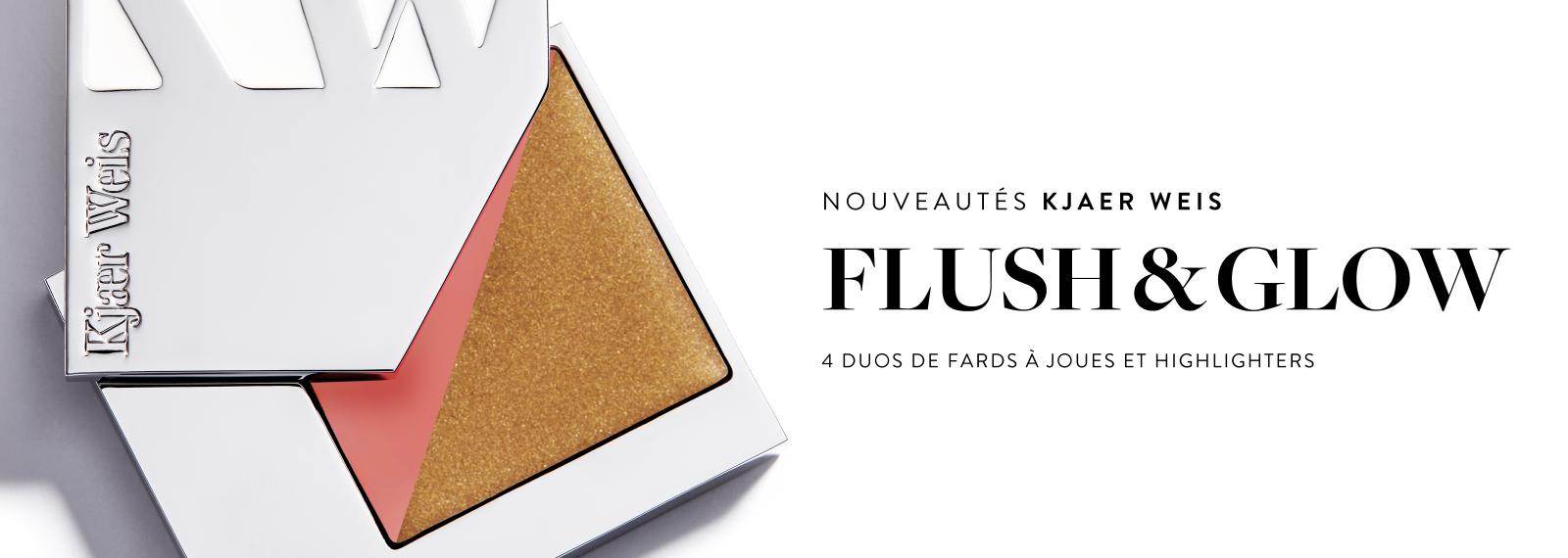 Nouveautés - KJAER WEIS - Flush & Glow