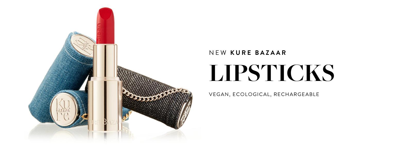 New - KURE BAZAAR - Lipsticks