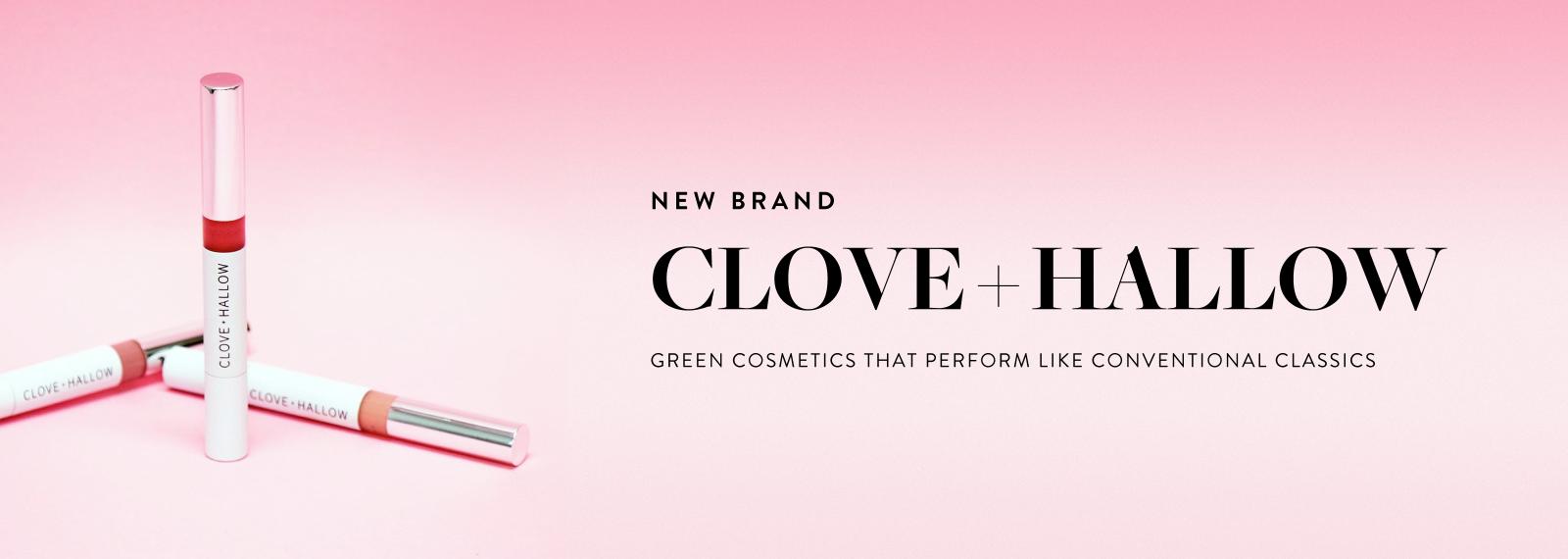 New Brand - CLOVE + HALLOW
