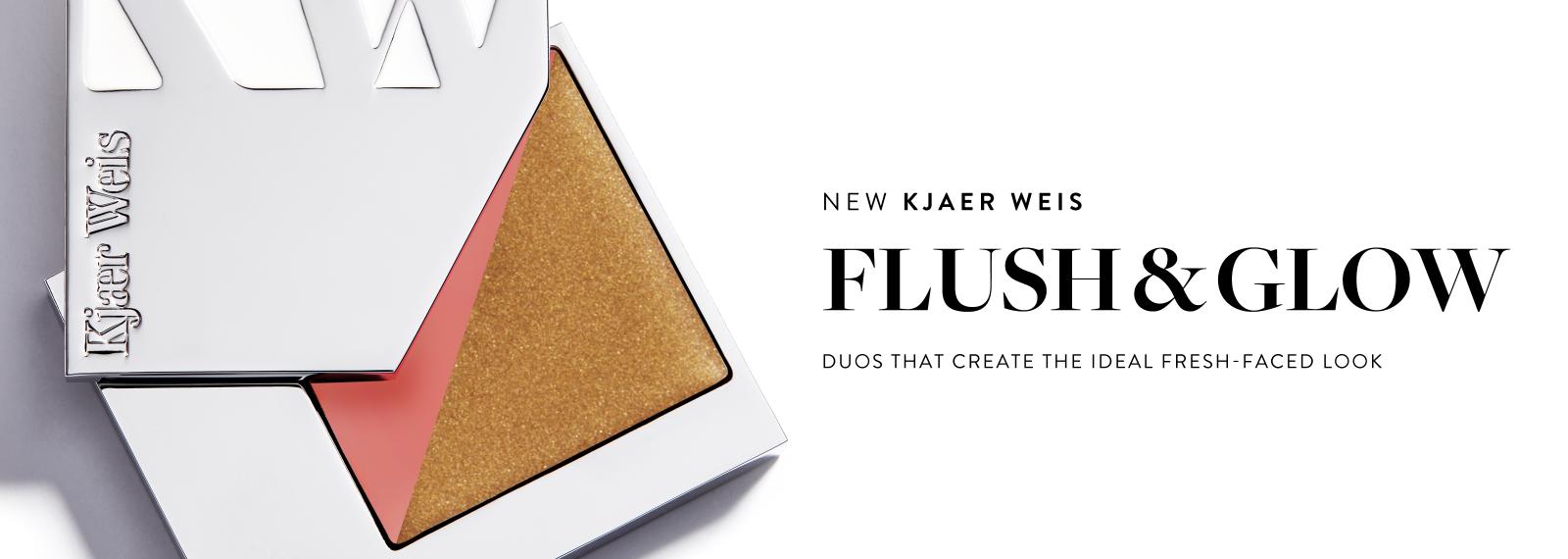New - KJAER WEIS - Flush & Glow