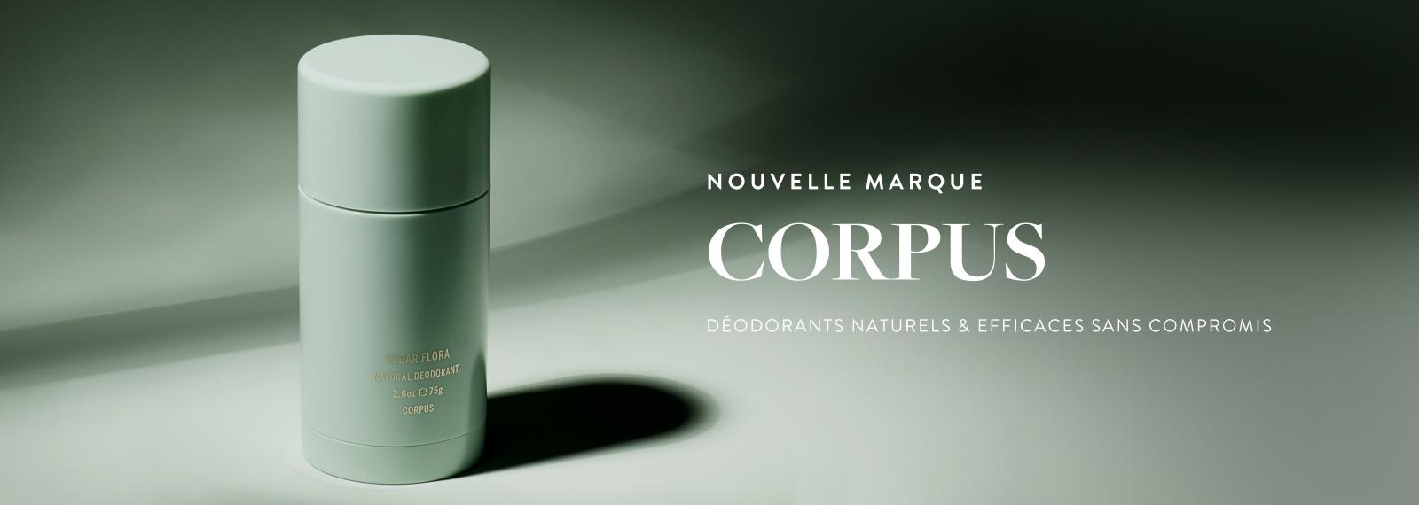 NOUVELLE MARQUE - CORPUS