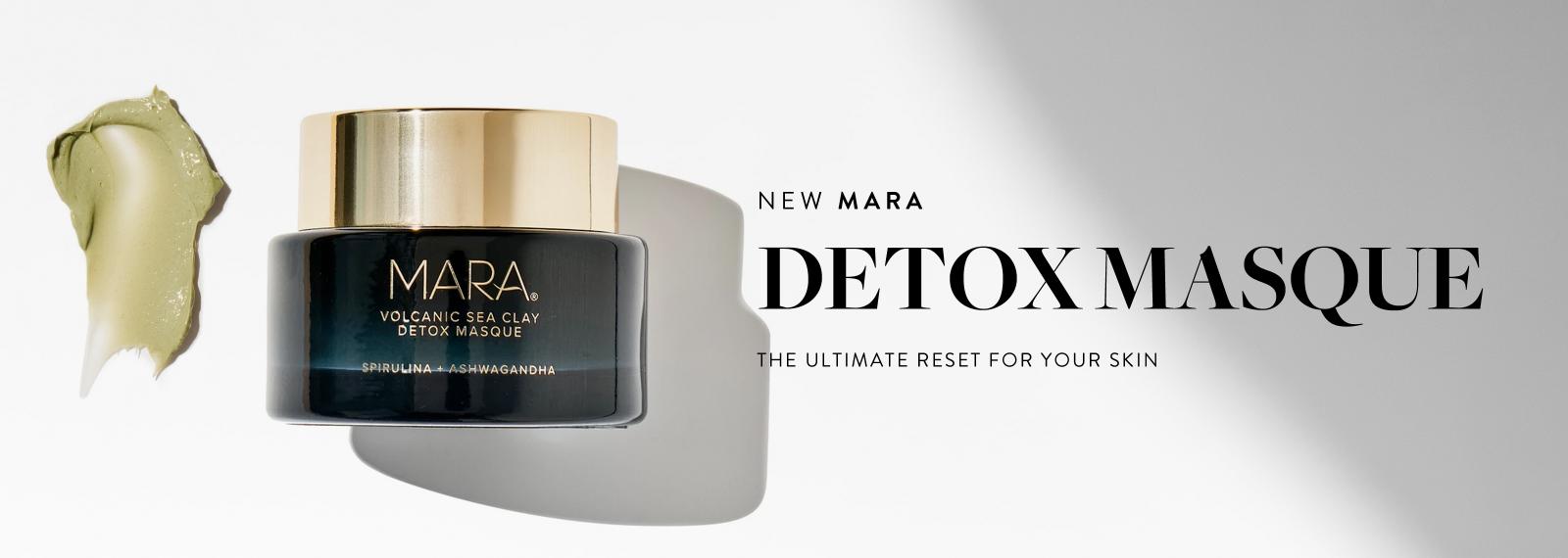New - MARA - Detox Masque