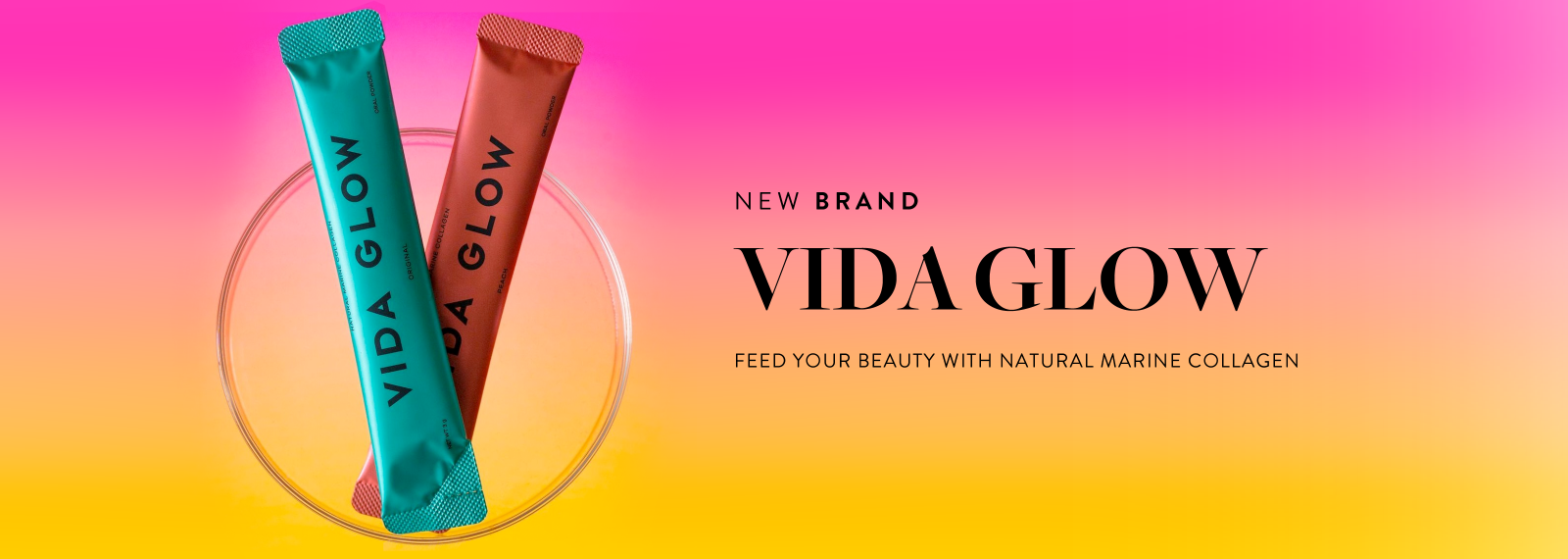 New Brand - VIDA GLOW