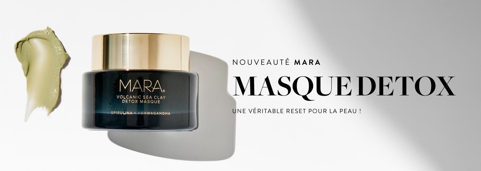 Nouveauté - MARA - Masque Detox