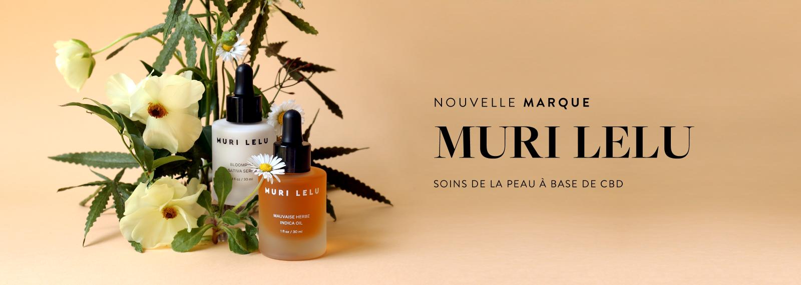 NOUVELLE MARQUE - MURI LELU