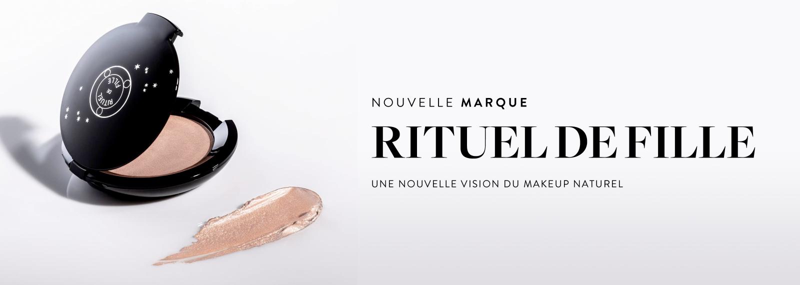 NOUVELLE MARQUE - RITUEL DE FILLE